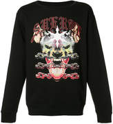 Marcelo Burlon County of Milan printed sweatshirt