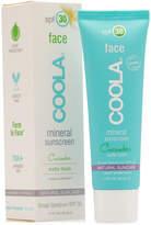 Coola Face Mineral Sunscreen Cucumber Matte Finish Spf 30