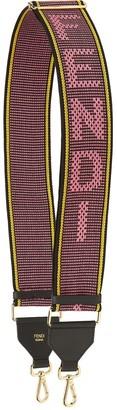 Fendi logo Strap You bag strap