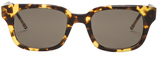 Thom Browne Thick Rectangle Frame Sunglasses