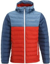 Columbia Powder Lite Winter Jacket Rust Red/steel