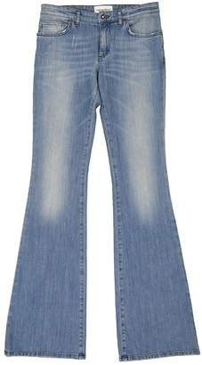 Emilio Pucci Blue Cotton Jeans for Women