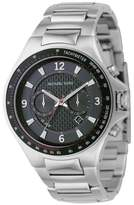 Michael Kors MK8095 Stainless Steel Black Dial Quartz 44mm Men