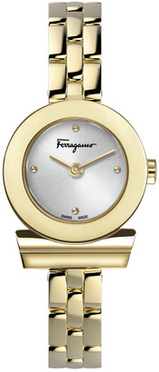 Salvatore Ferragamo Women's Gancino Watch