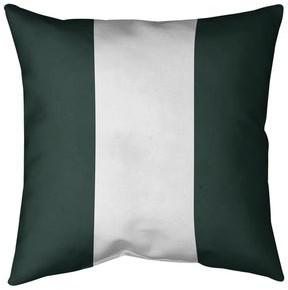 Artverse Green Bay Green Bay Football Stripes Floor Pillow Standard Shopstyle