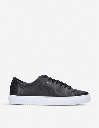 Axel Arigato Cap-toe leather trainers