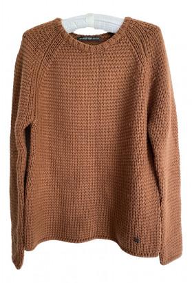Balenciaga Brown Wool Knitwear