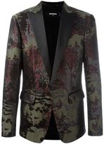 DSQUARED2 jacquard dinner jacket