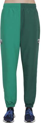 adidas Bicolor Polyester Track Pants