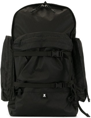 Makavelic Cargo Pocket Backpack
