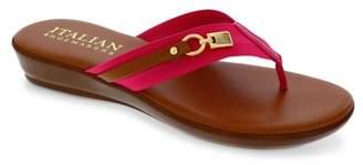 Italian Shoemakers Vale Wedge Sandal