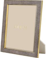 AERIN Chocolate Shagreen Frame - 8x10