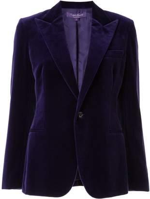 Ralph Lauren velvet blazer