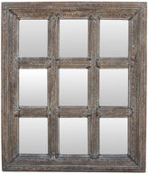 One Kings Lane Vintage Multi-Panel Window Mirror