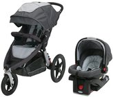 Graco Relay Click Connect Performance Jogging Travel System - Glacier