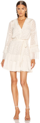 Alexis Katerina Dress in Cream | FWRD