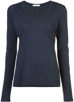 ADAM by Adam Lippes long-sleeved v-neck top