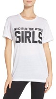 Private Party Women's Who Run The World Graphic Tee