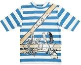 Stella McCartney Explorer Print Lycra T-Shirt