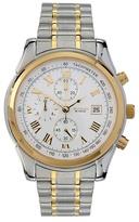 Sekonda Silver Round Chronological Bracelet Watch 3878.27
