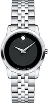 Movado 606505 museum classic stainless steel watch