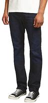 Diesel Buster Tapered Jeans, Dark Blue