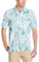 Quiksilver Waterman Men's Siesta Button-Front Shirt