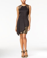 Rachel Roy Lace Combo Dress, Only at Macy's