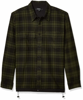 Hudson Men's Flannel Shirt