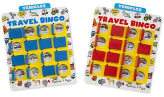 Melissa & Doug Flip To Win Travel Bingo