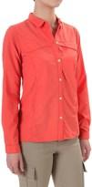 Exofficio BugsAway® Breez'r Shirt - UPF 30+, Long Sleeve (For Women)