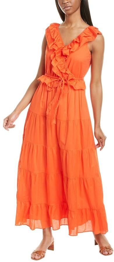 J.Crew Nina Maxi Dress