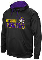 Colosseum Men's East Carolina Pirates Stack Performance Hoodie