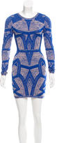 Herve Leger Noa Mini Dress