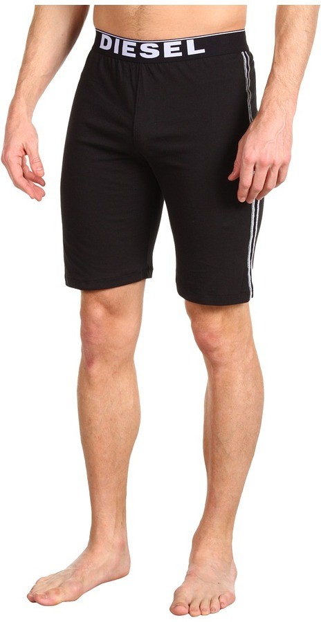 Diesel Hans Short AAT (Black) - Apparel