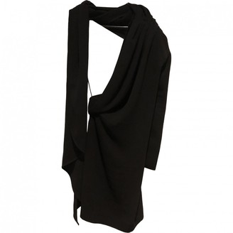 Gareth Pugh Black Dress for Women
