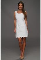 Lilly Pulitzer Nina Dress (Resort White) - Apparel