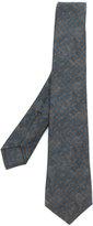 Kiton dogtooth tie - men - Silk/Wool - One Size