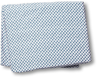 Peacock Alley Emma Fitted Sheet - Blue King
