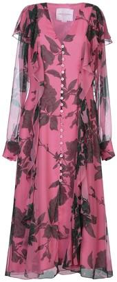 Carolina Herrera 3/4 length dresses