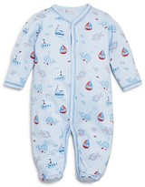 Kissy Kissy Infant Boys' Ahoy There Footie - Baby