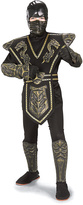 Rubie's Costume Co Gold Dragon Warrior Ninja Dress-Up Set - Kids