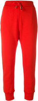 DSQUARED2 Visor Woman track trousers - women - Cotton - XS