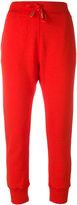 DSQUARED2 Visor Woman track trousers