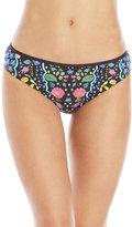 Kenneth Cole Reaction Cheeky Hipster Floral Bikini Bottom