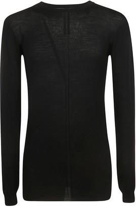 Rick Owens Round Neck Sweater