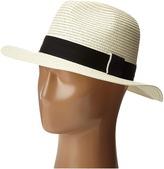 Michael Stars Corfu Wide Brim Hat Fedora Hats