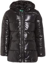 Benetton Winter coat black