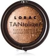LORAC TANtalizer Baked Bronzer - Golden Glow