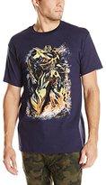 Transformers Men's Bumblebee Action Pose T-Shirt